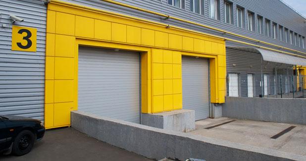 Loading Dock Door Manhattan New York
