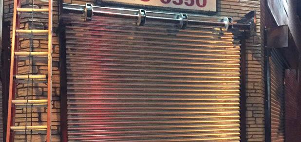 Roll Up Door Spring New York Rolling Gate Spring Repair